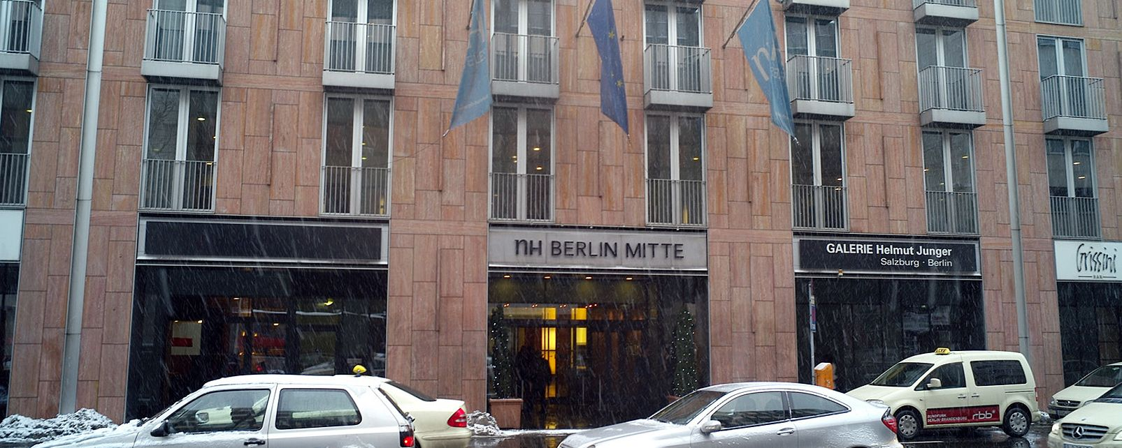 Nh Hotel Berlin Mitte Booking