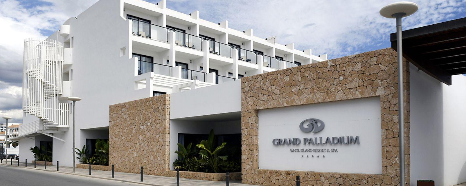 Hôtel Grand Palladium Palace Ibiza Resort
