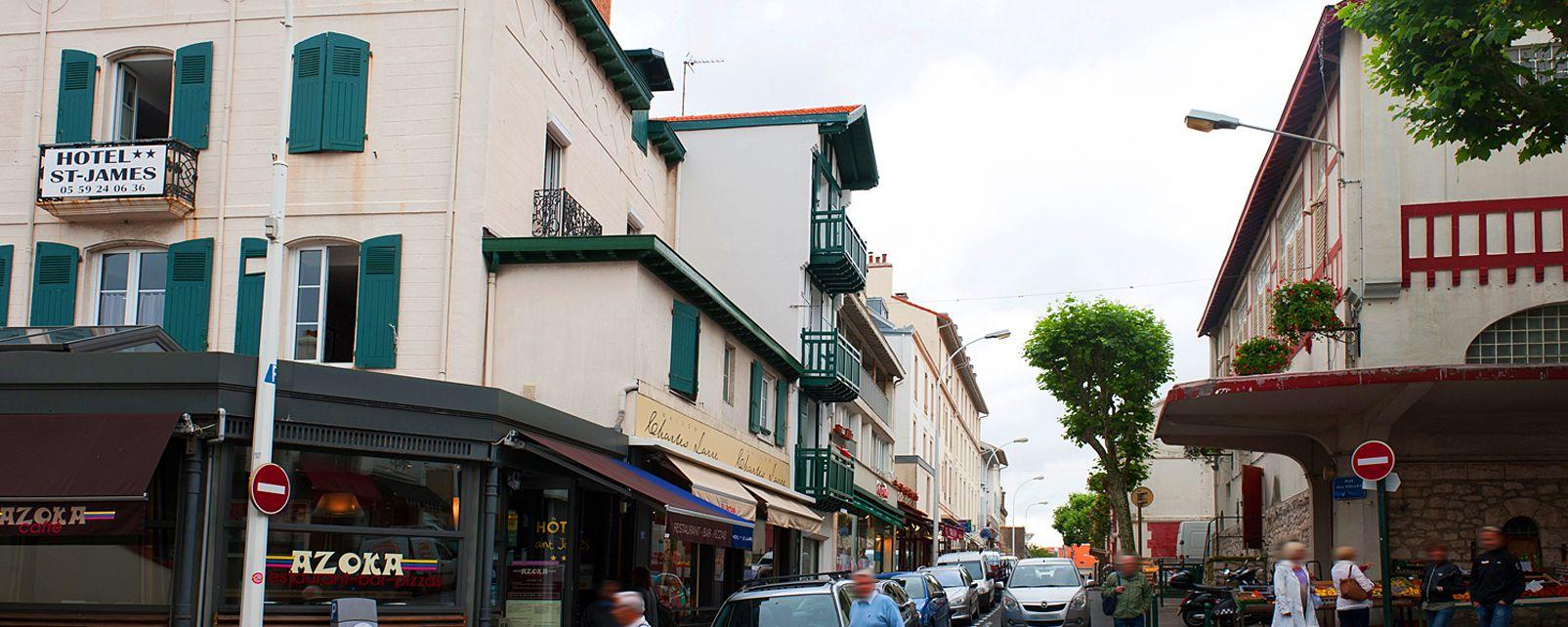 Hôtel Saint-James