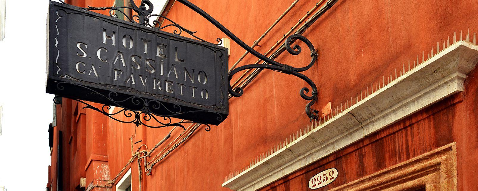 Hotel San Cassiano - Ca' Favretto
