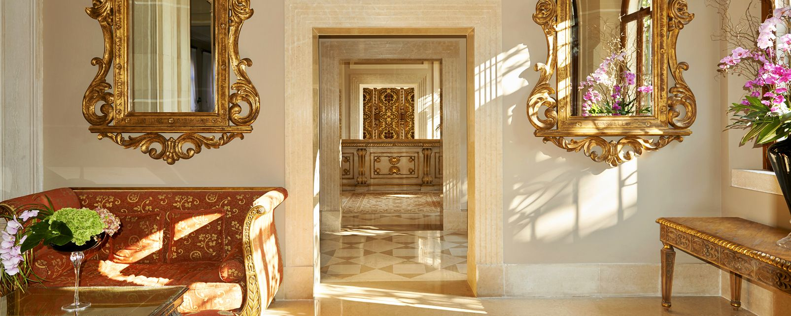Hôtel St Regis San Clemente Palace
