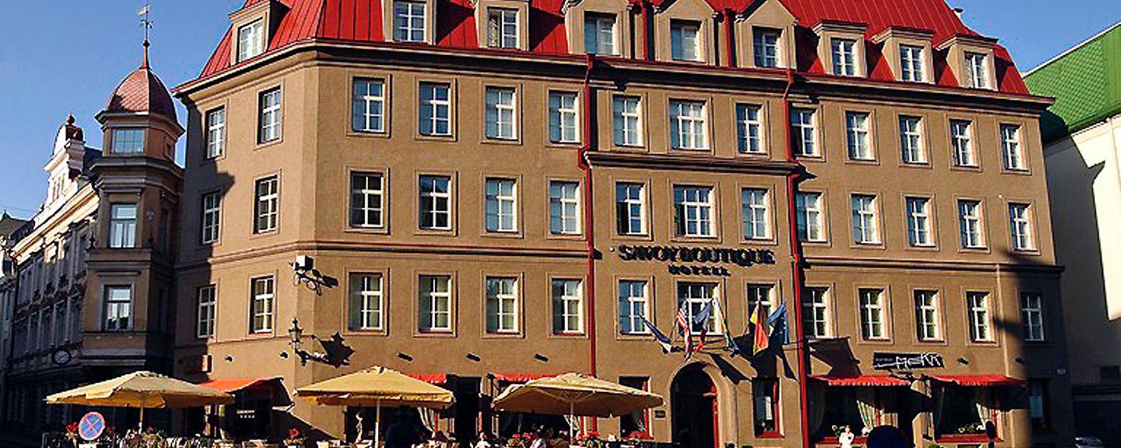 Hotel Savoy Boutique Hotel