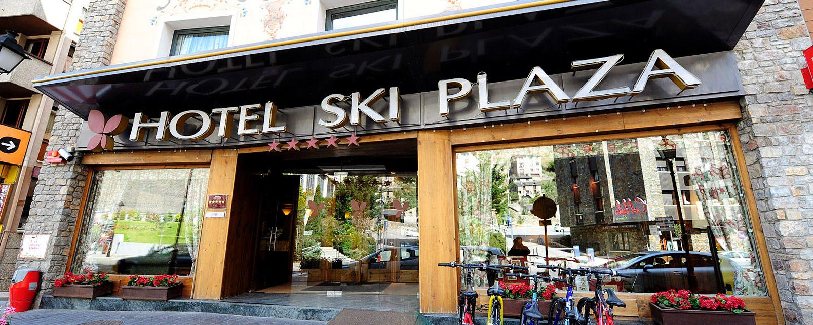 Hotel Ski Plaza