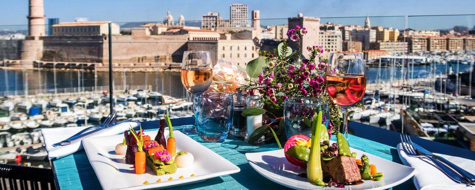Hotel Sofitel Marseille Vieux-Port