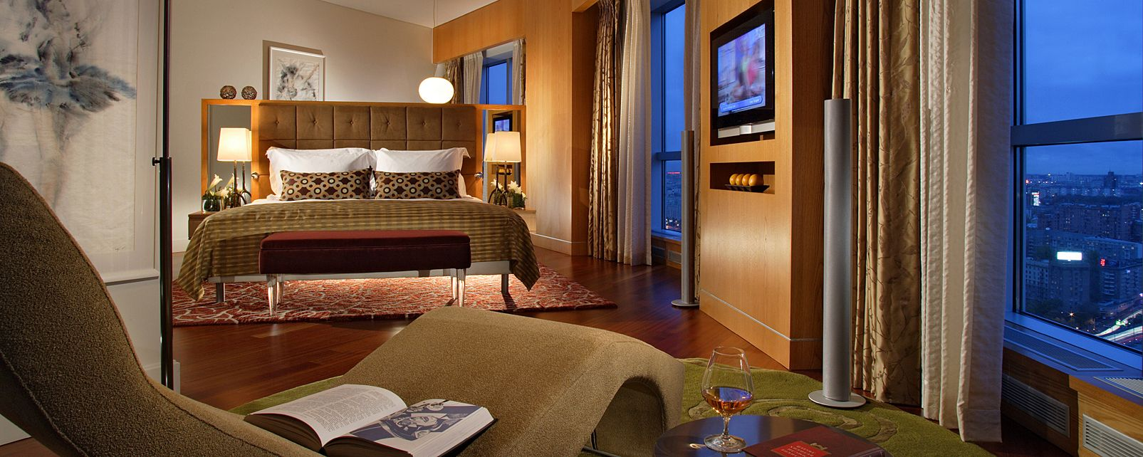 Hotel Swissôtel Krasnye Holmy