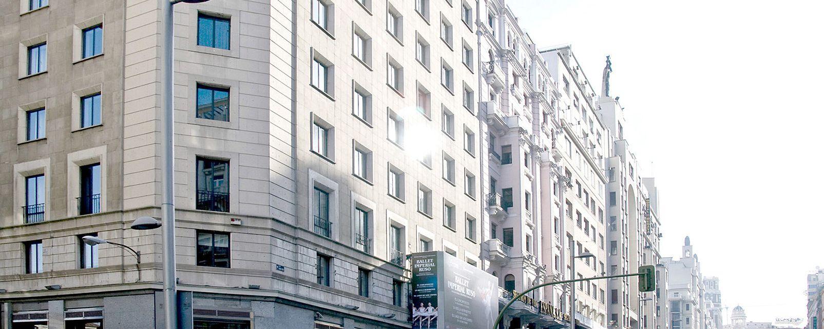 Hotel Vincci Vía-66