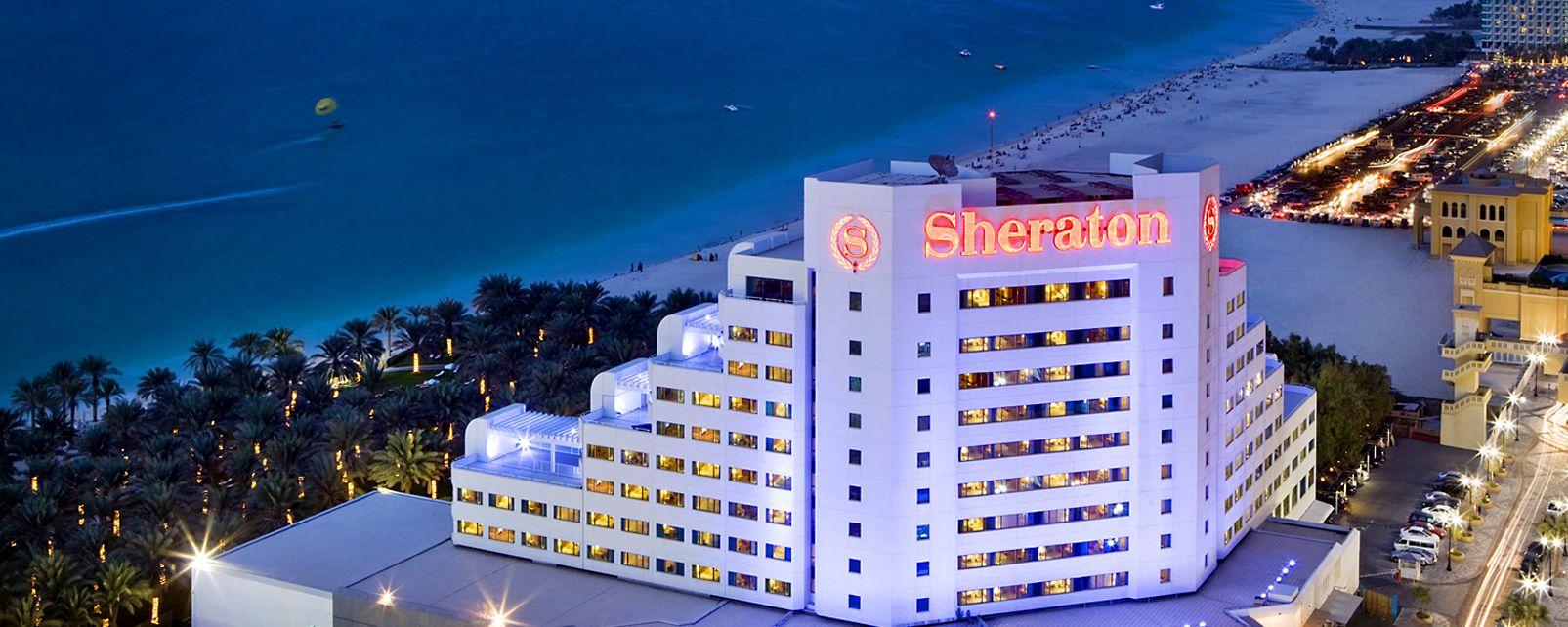 Hôtel Sheraton Jumeirah Beach
