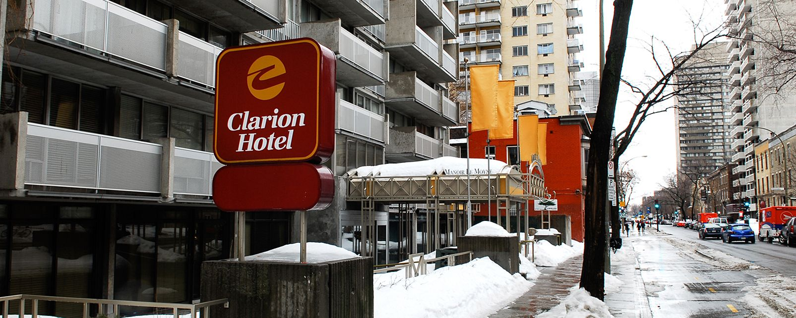 Hotel Clarion Hotel Suites Downtown Montreal