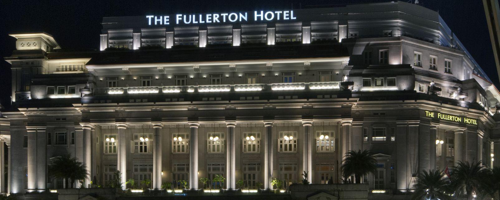 Hôtel The Fullerton Singapore