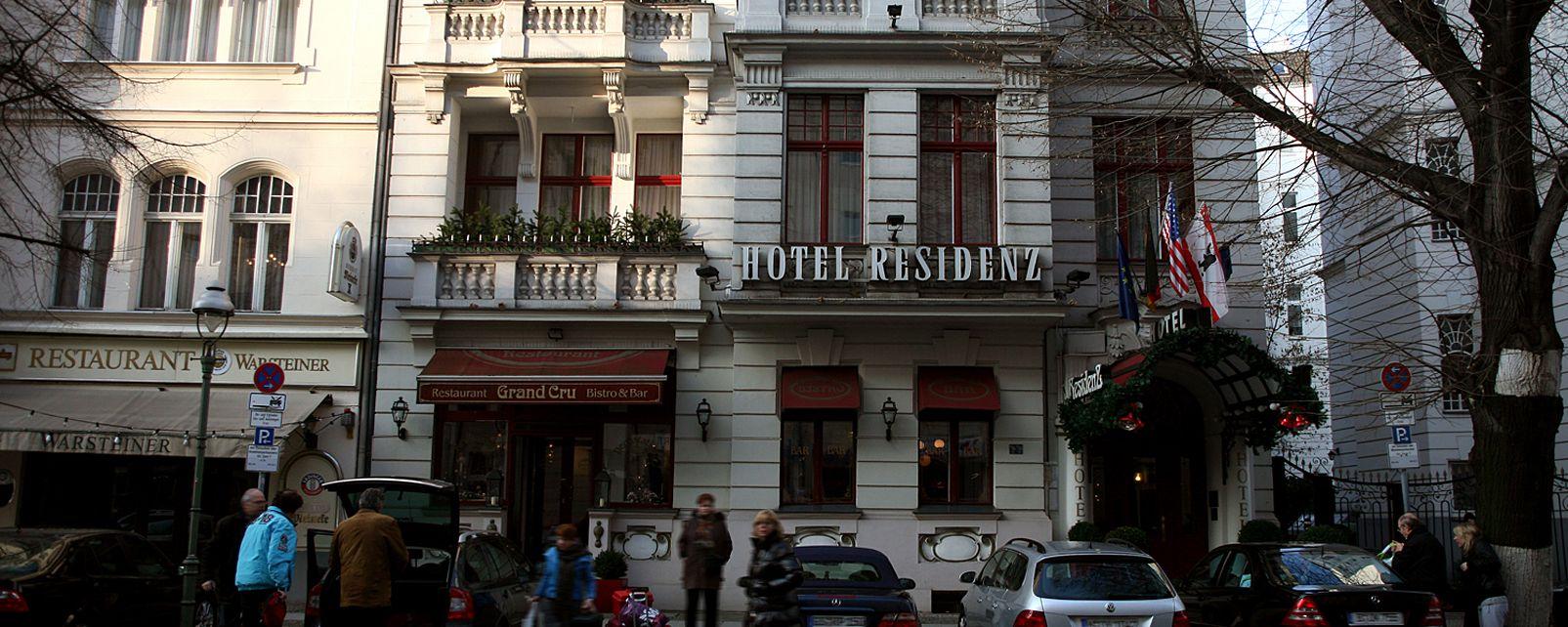 Hotel Golden Tulip Residenz