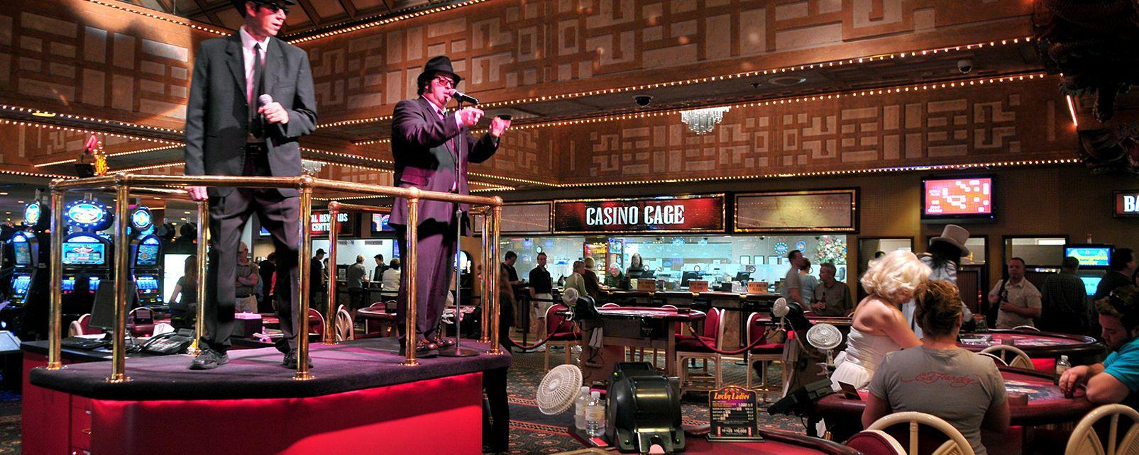 Hôtel Imperial Palace Casino Las Vegas