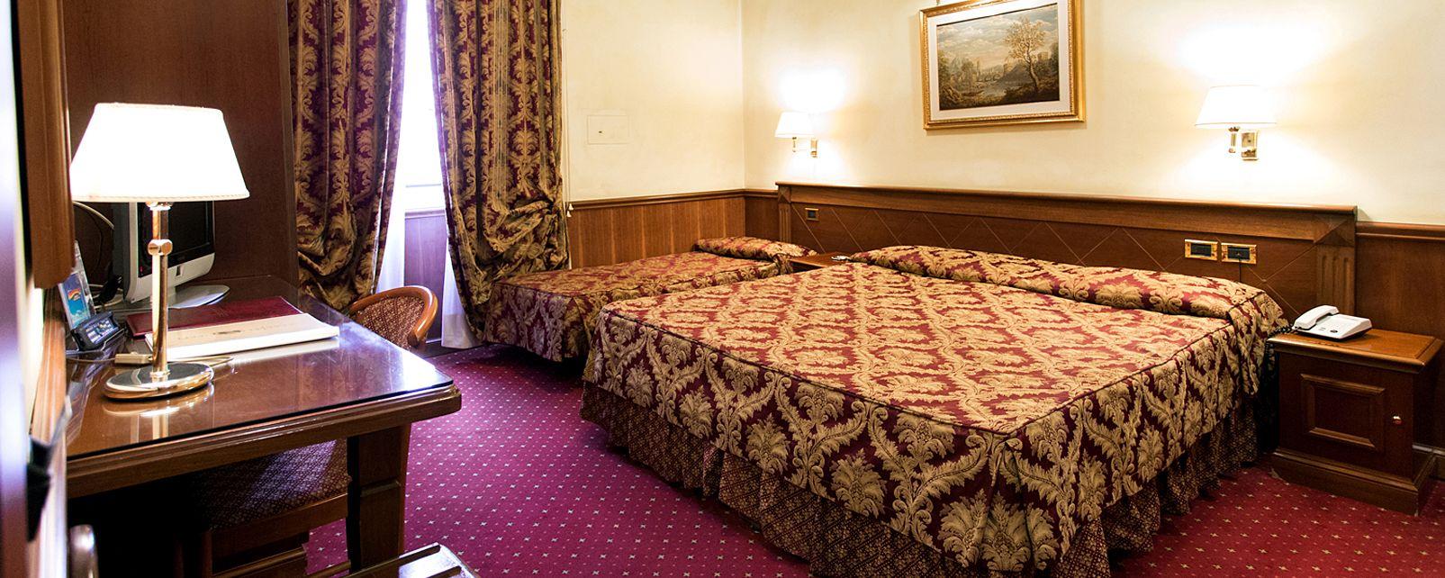 Hotel Palladium Palace Hotel Rome