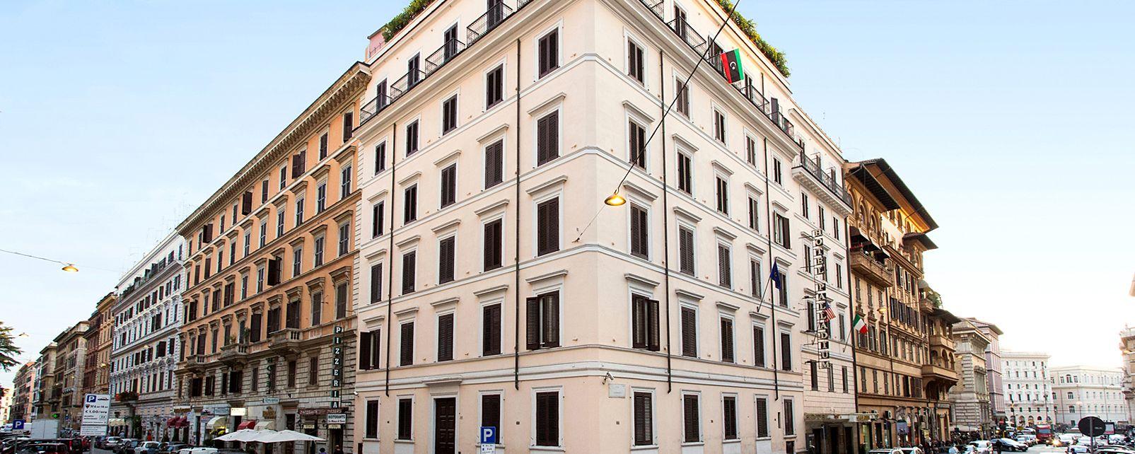 Hôtel Palladium Palace Rome