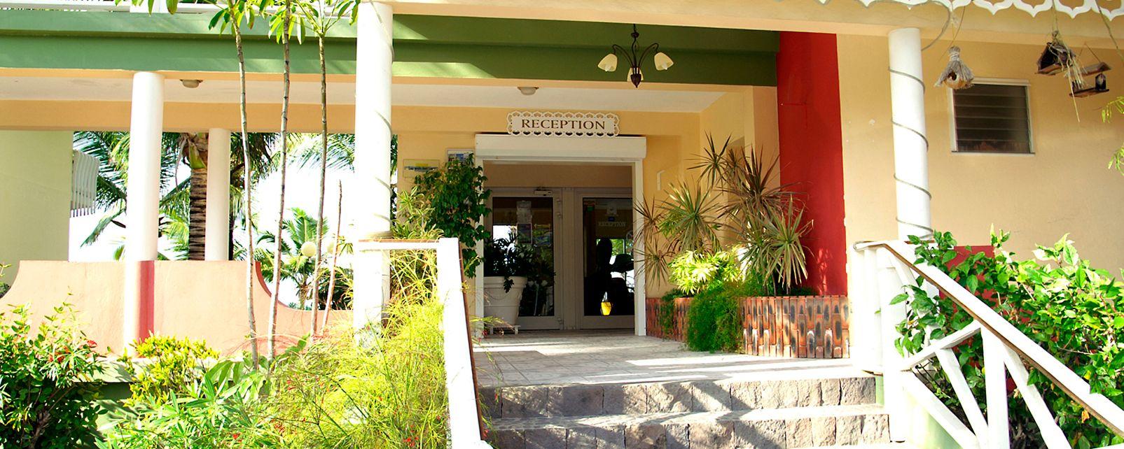 Hotel Saint-Barth's Beach Hotel
