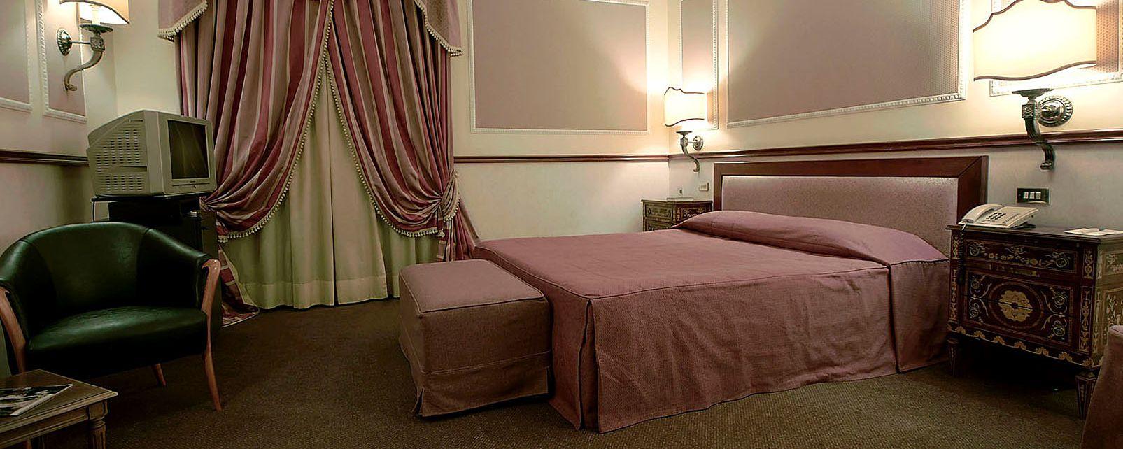 Hôtel Savoy Hotel Rome