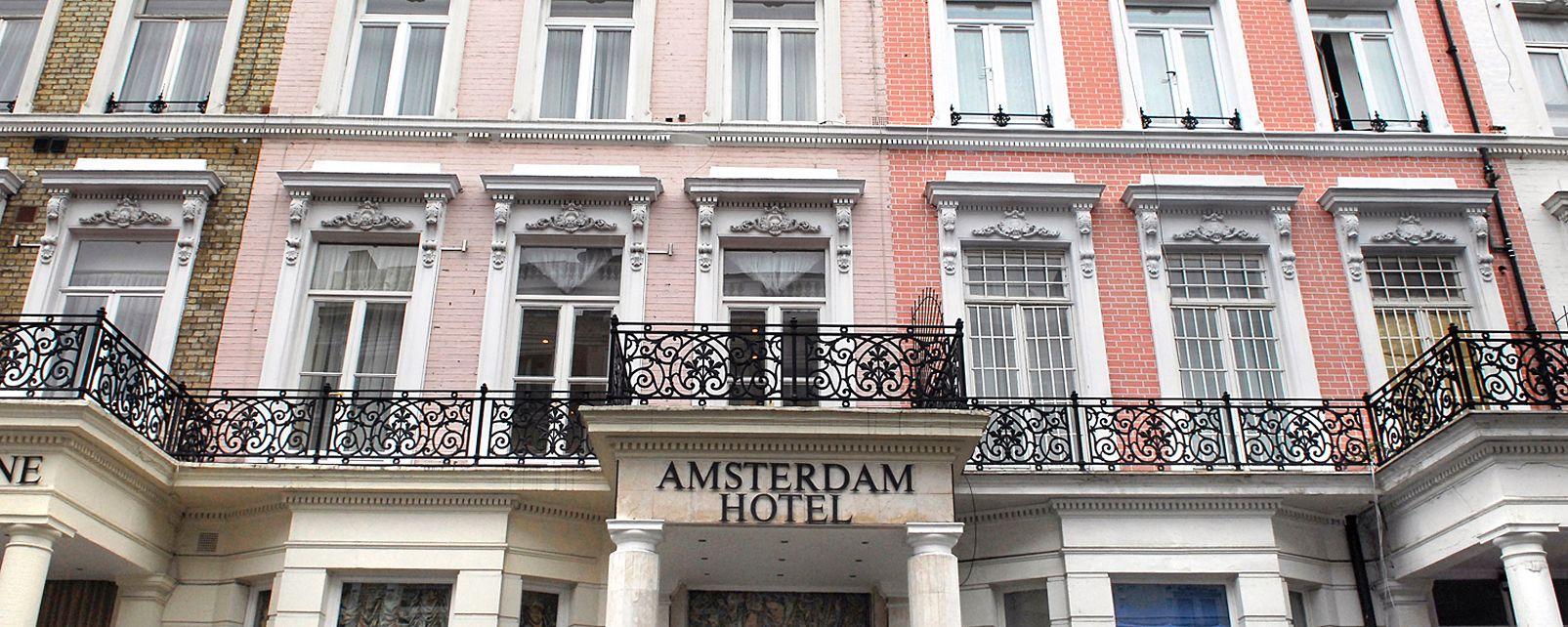 Hôtel Amsterdam Hotel London