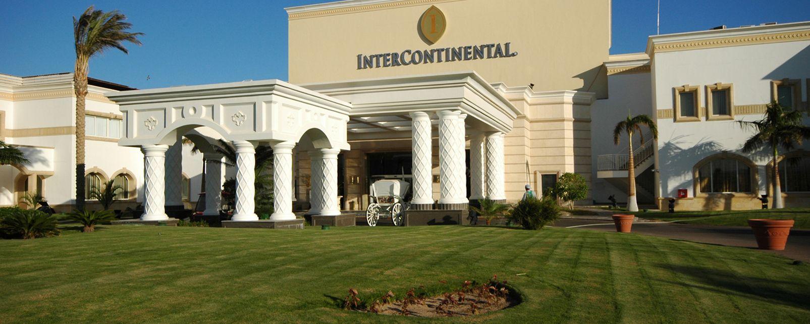 Hôtel Intercontinental Abu Soma
