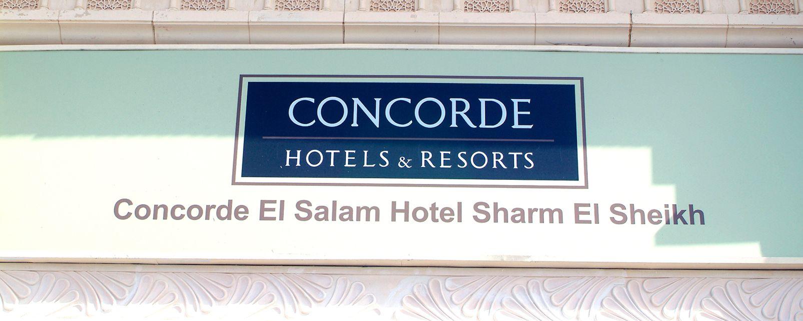 Hôtel Concorde el Salam