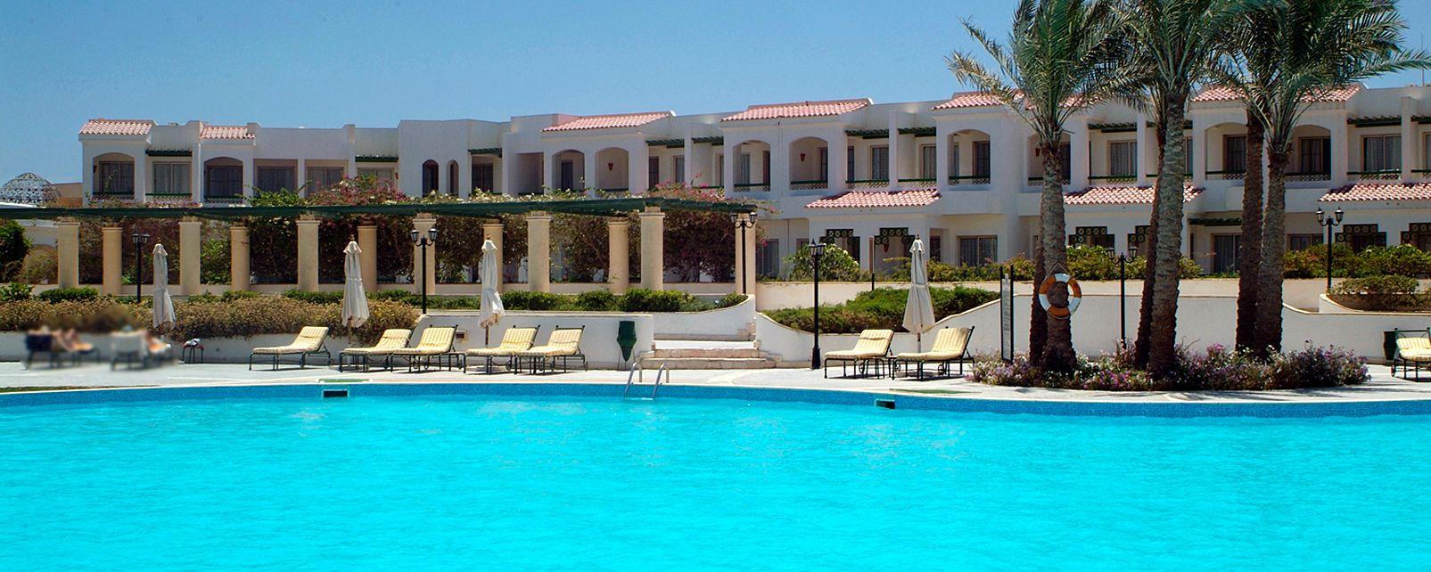 Hotel Coral Beach Tiran
