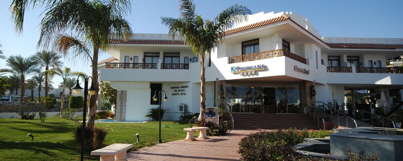 Hôtel Tropicana Rosetta