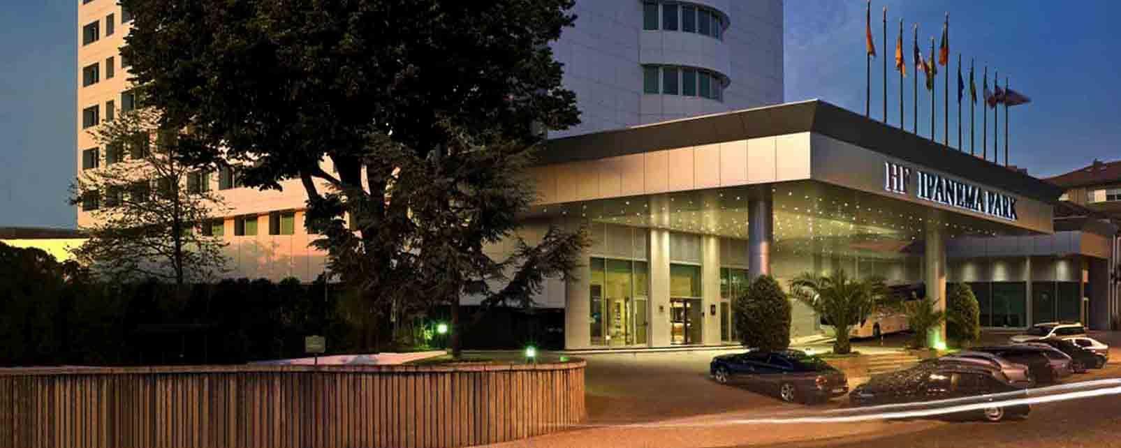 Hôtel HF Ipanema Park