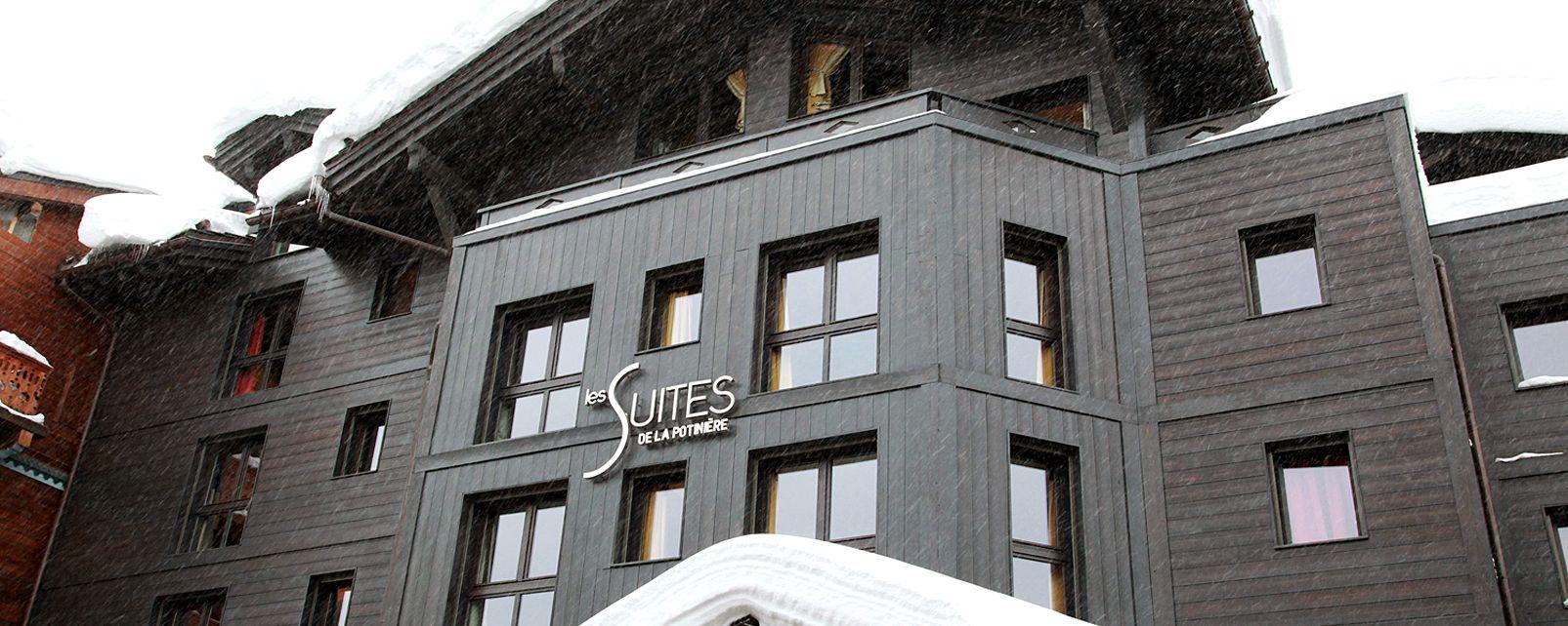 Hotel Les Suites de la Potinière
