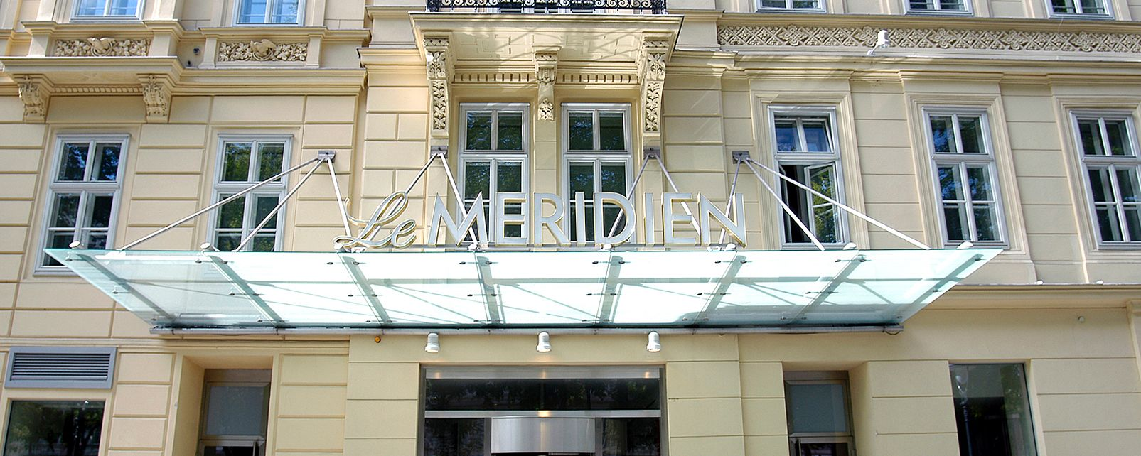 Hotel Le M�ridien Vienna