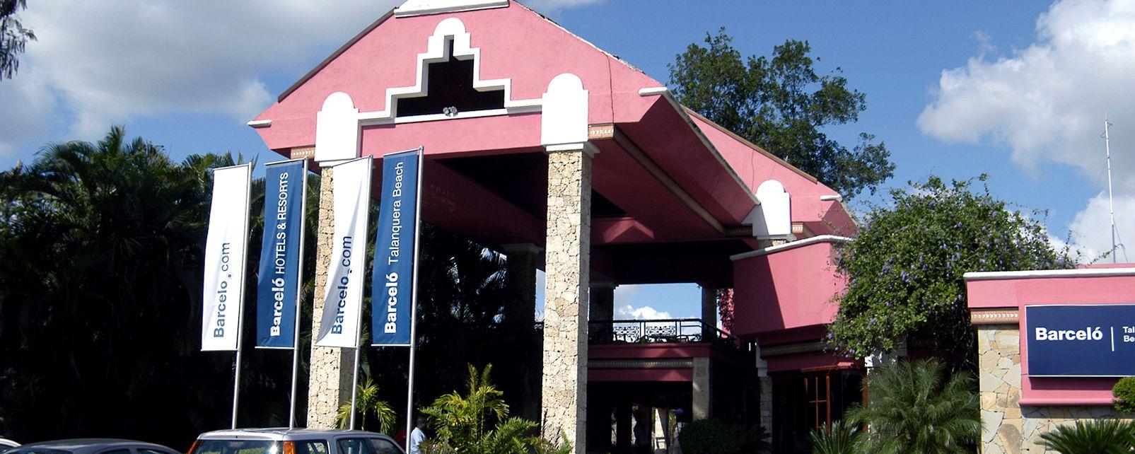 Hôtel Talanquera Beach Resort