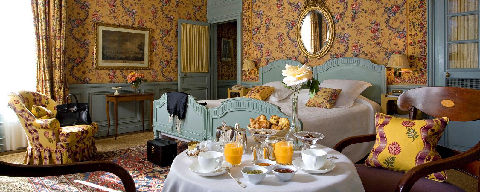 Hôtel La Mirande Châteaux et Hotels de France