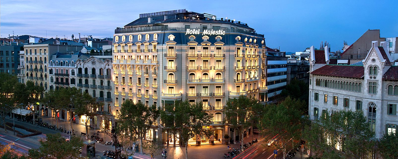 Hotel Majestic Hotel and Spa Barcelona