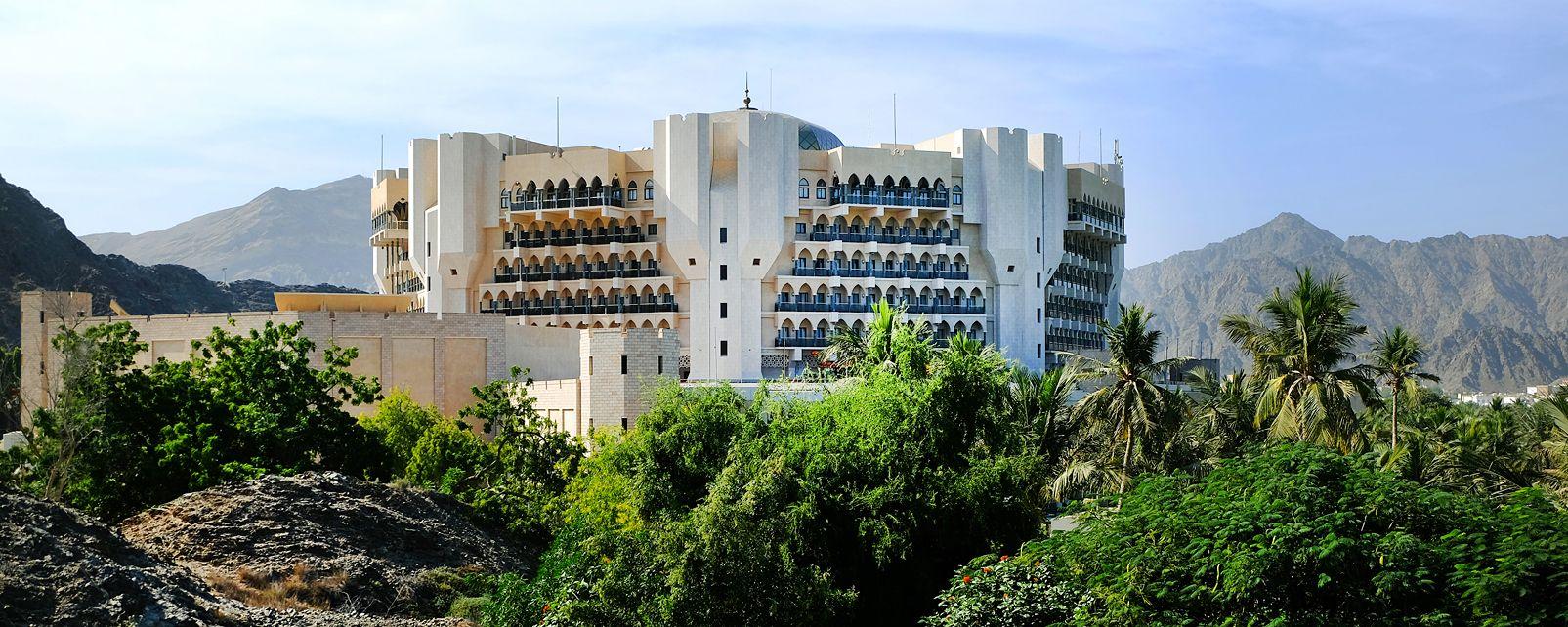 Hôtel Al Bustan Palace Ritz-Carlton