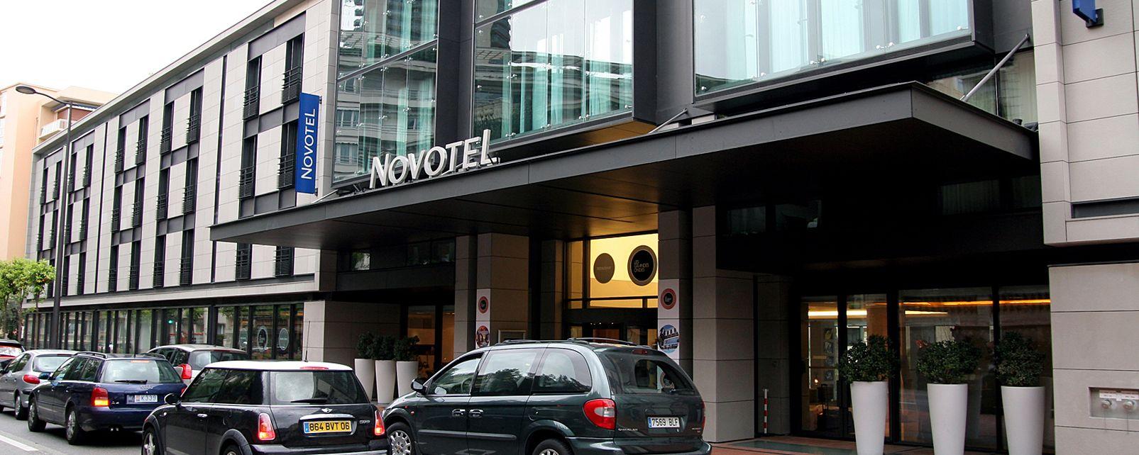 Hôtel Novotel Monte Carlo