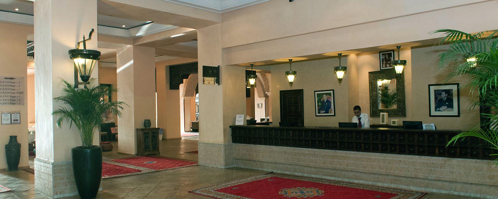 Hôtel Palais des Roses Resort & Spa