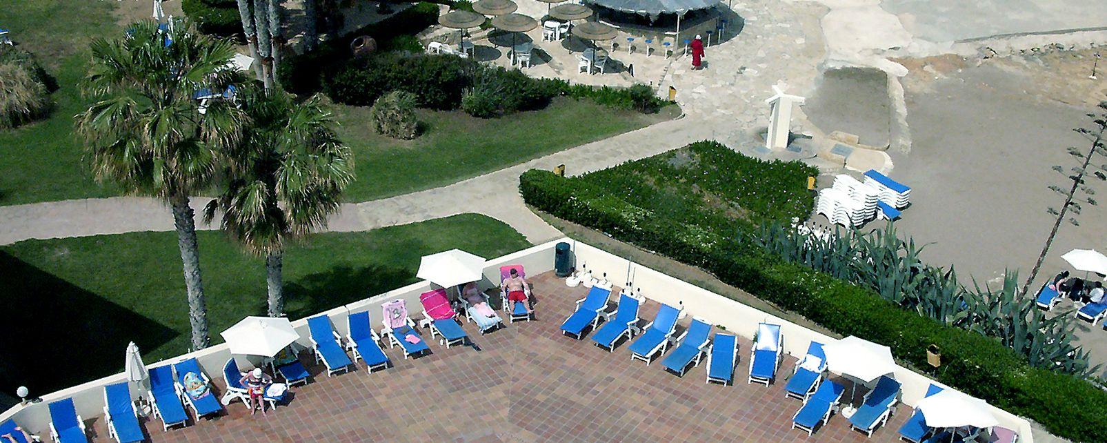 Hôtel Cynthiana Beach