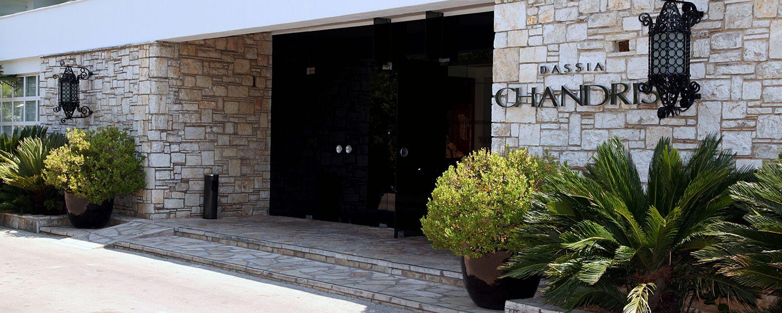 Hôtel Dassia Chandris