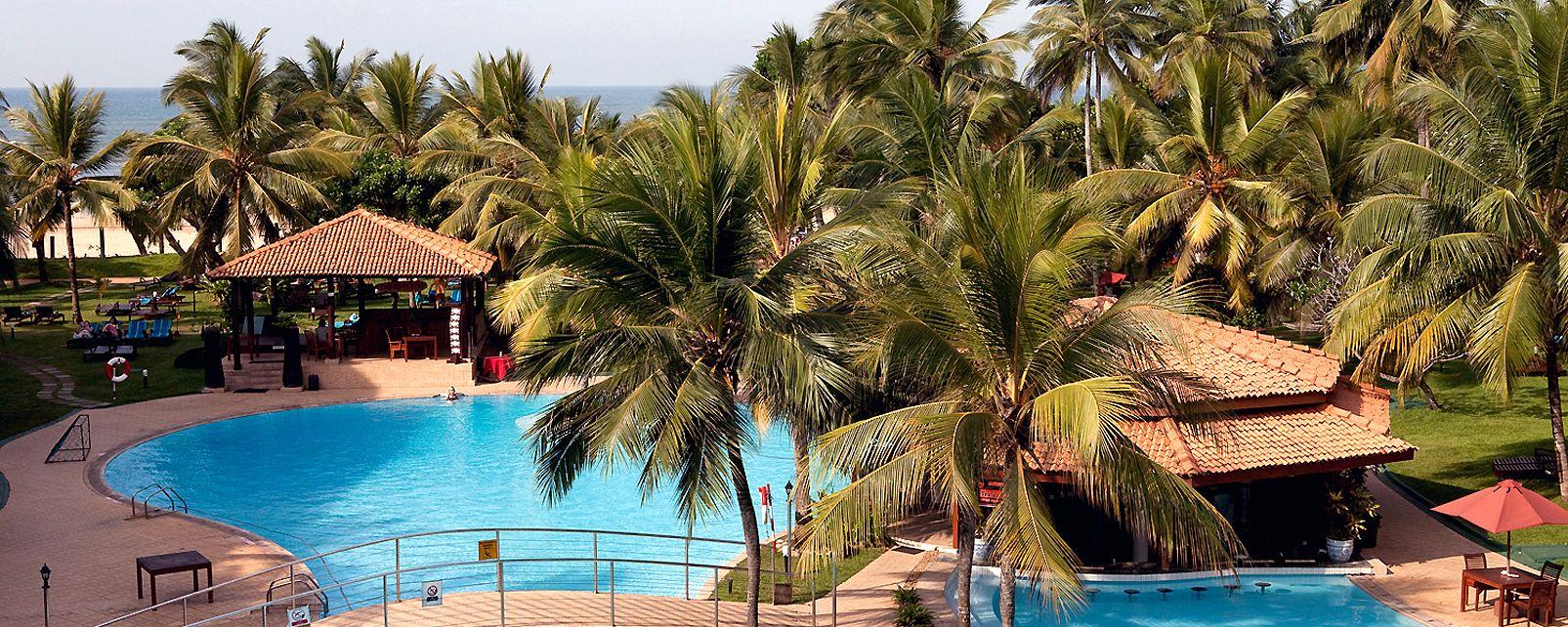 Hôtel Eden Resort and Spa