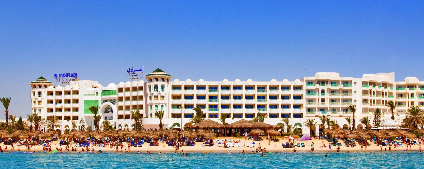 Hôtel El Mouradi El Menzah