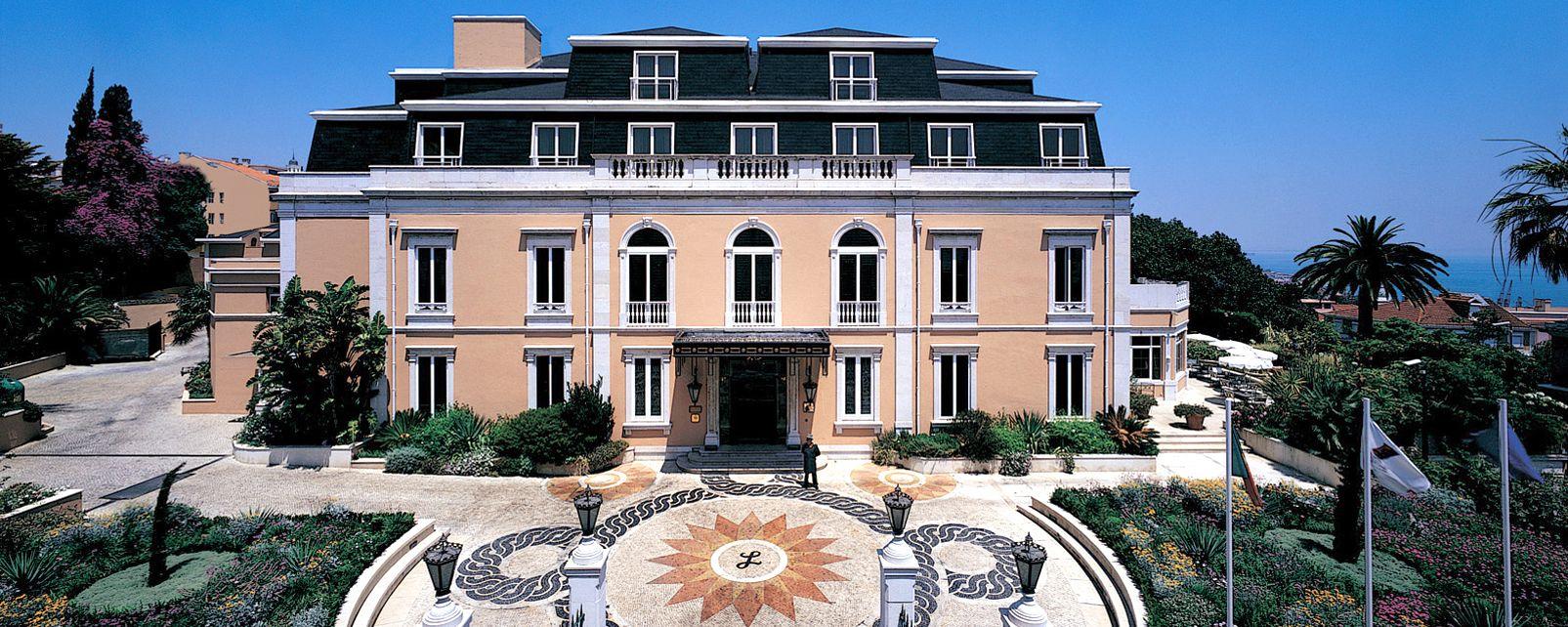 Hôtel Olissippo Lapa Palace