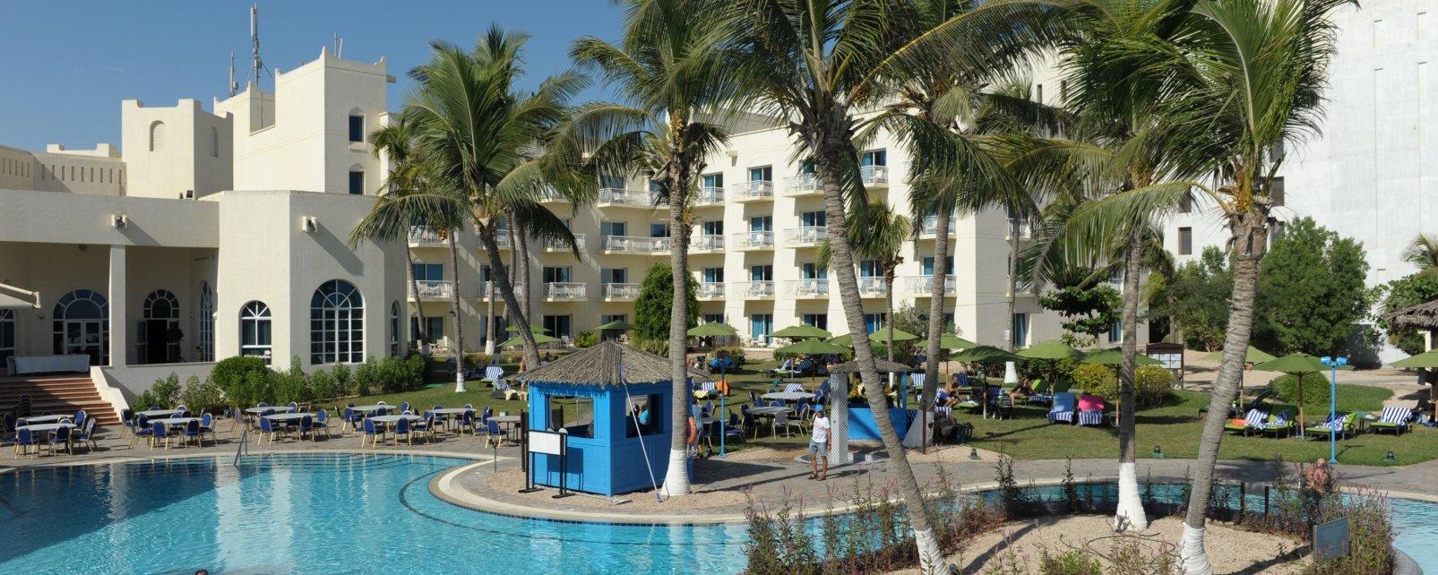 Hôtel Hilton Salalah Resort
