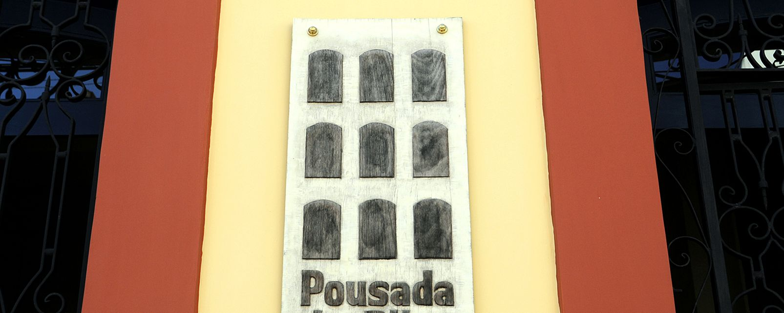 Hôtel Pousada Do Pilar