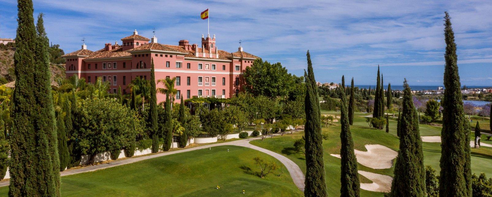Hotel Anantara Villa Padierna Palace Benahavis Marbella Resort