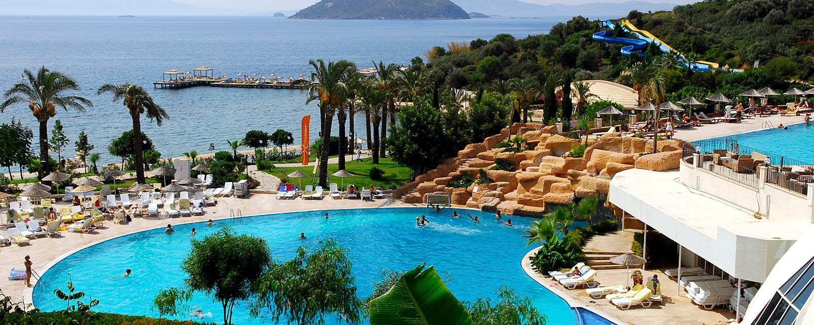 Hotels On The Beach In Bodrum