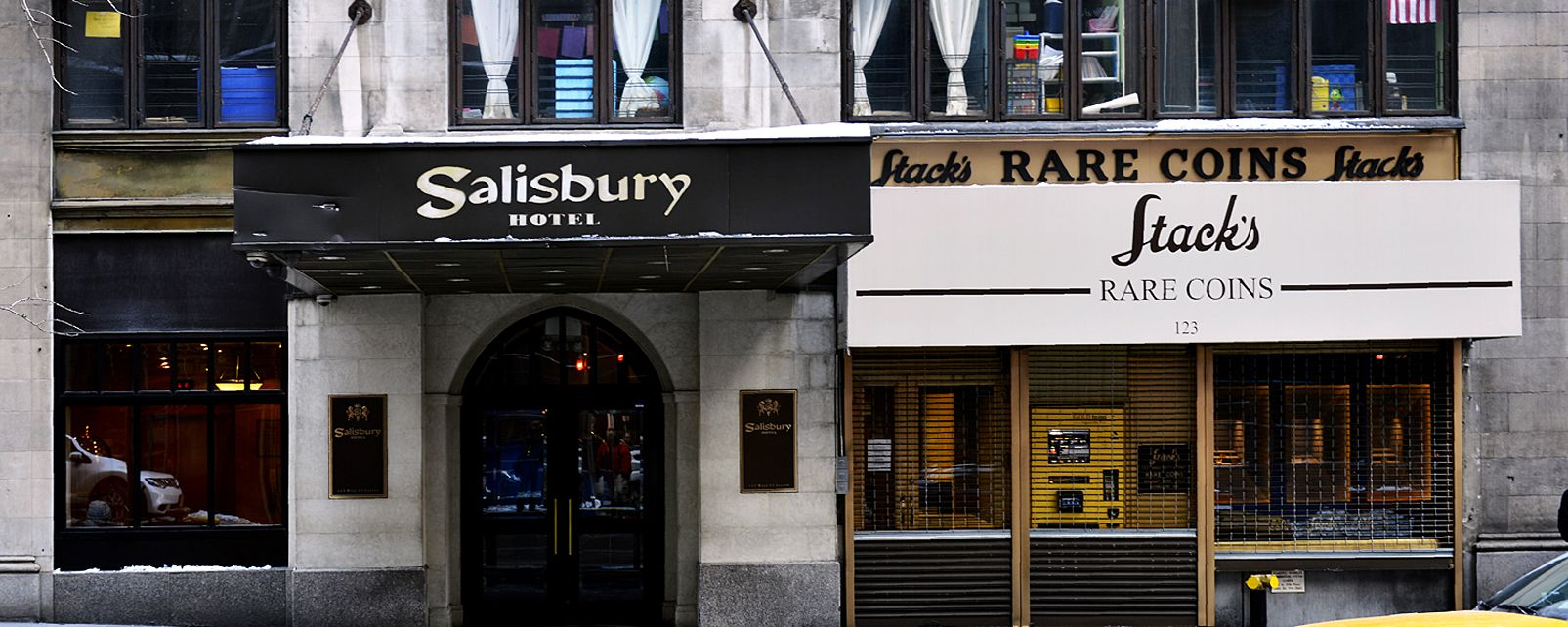 Hôtel The Salisbury