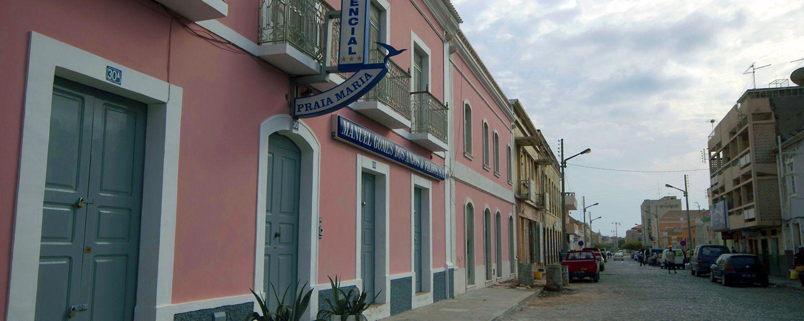 Hôtel Pension Praia Maria