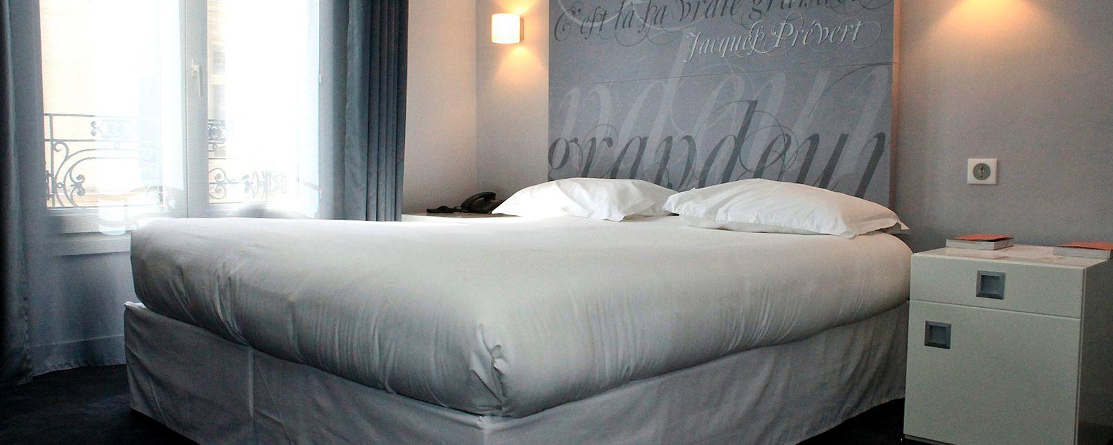 h tel chambellan morgane hotel paris france. Black Bedroom Furniture Sets. Home Design Ideas