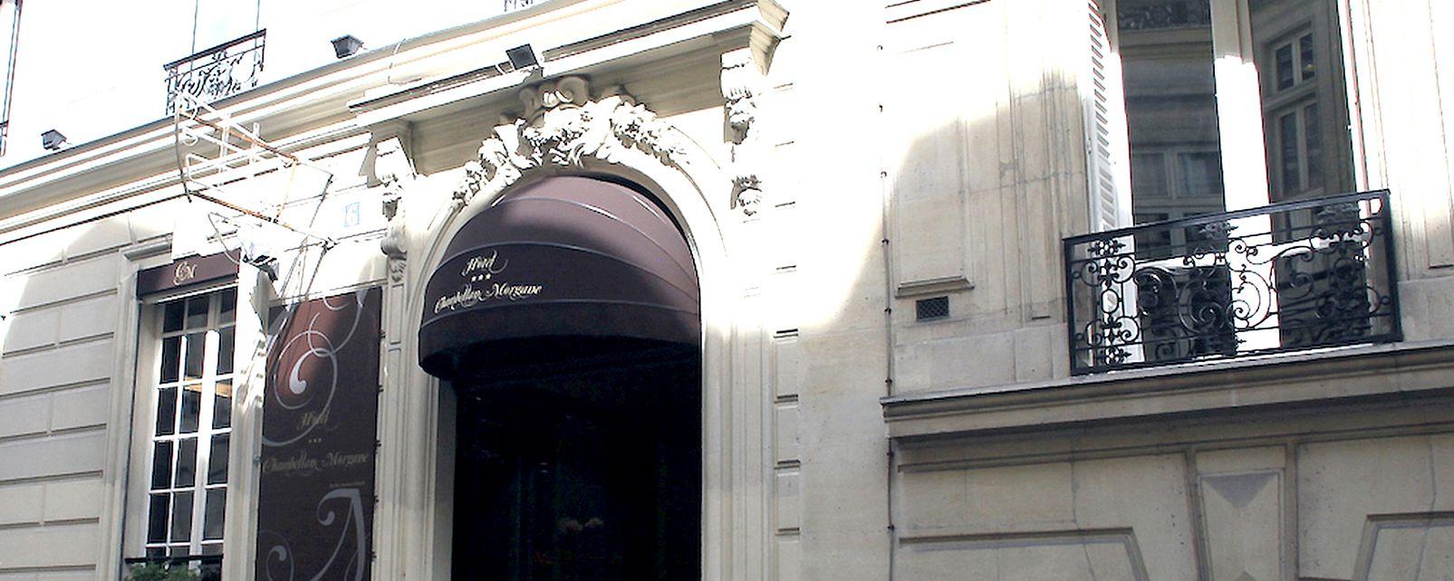 Hotel Chambellan Morgane Hotel