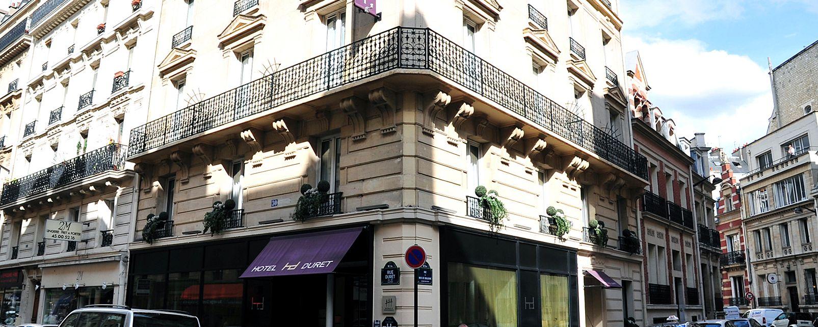 Hôtel Duret