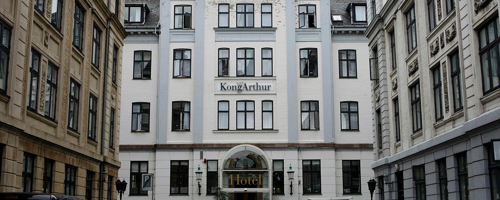 Hôtel Kong Arthur