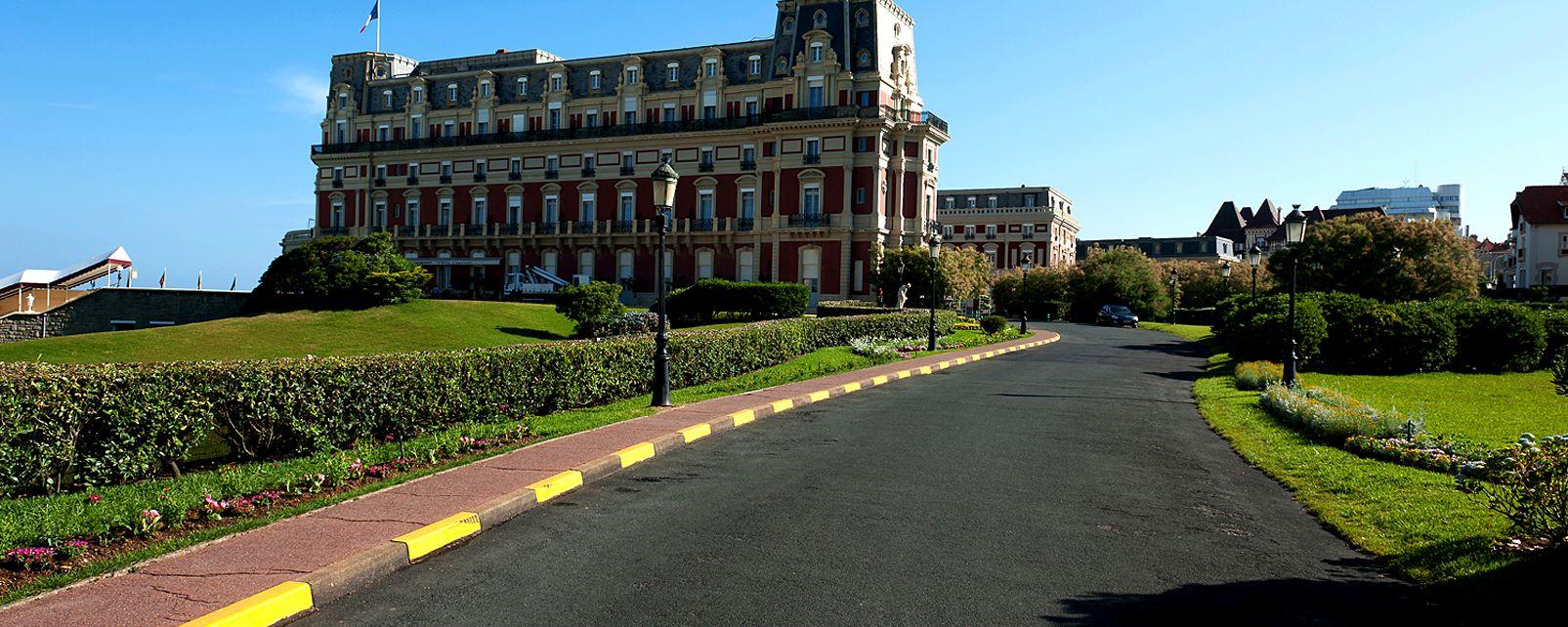 Hôtel Hôtel du Palais Imperial Resort Spa