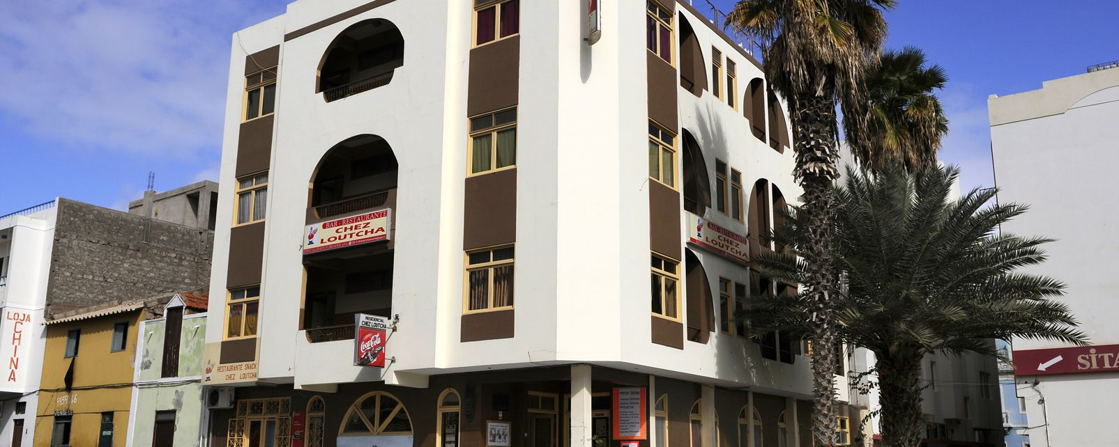 Hotel Chez Loutcha